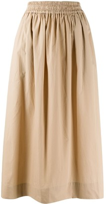 Norse Projects Full Shape Midi Skirt