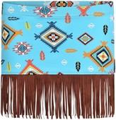 Pate De Sable Turquoise Apache Beach Skirt