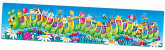 The Learning Journey Long and Tall Puzzles- Abc Caterpillar