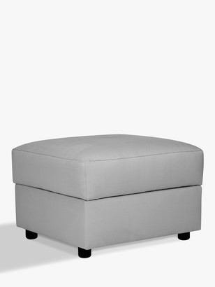 House by John Lewis Oliver Storage Footstool