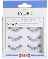 Eylure 3-pk. 035 Lengthening False Eyelashes Set