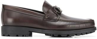 Salvatore Ferragamo Gancini-buckle chunky loafers