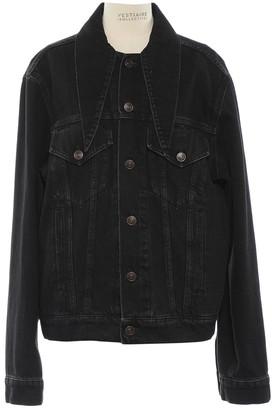 Balenciaga Black Denim - Jeans Jackets
