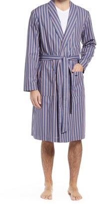 Hanro Night & Day Stripe Robe