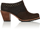 Woolrich WOMEN'S KIVA LEATHER & SUEDE MULES