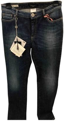 Max Mara Navy Denim - Jeans Trousers for Women