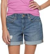 Sonoma Goods For Life Women's SONOMA Goods for Life Denim 5 Pocket Short