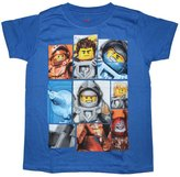 Lego Nexo Knights Good Vs. Evil Boys Shirt 4-16 (L)