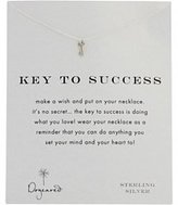 """Dogeared Women's Key To Success Necklace 16"""" Necklace"""