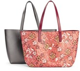 Time and Tru Leigh Tote - 2 Pack Bundle