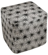 Cluster Print Pouf - Thumbprintz