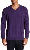 Peter Millar Cashmere V-Neck Sweater