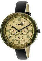 Earth Brush Olive Watch.