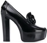 Givenchy platform loafers