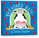 Bed Bath & Beyond Barnyard Bath! Bath Book by Sandra Boynton