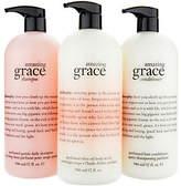 philosophy Super-Size Grace & Love Head To Toe Fragrance Trio