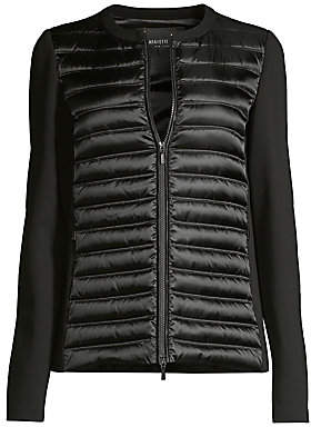 Lafayette 148 New York Women's Maddox Quilted Jacket - Size 0