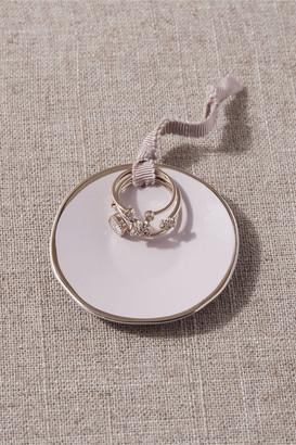Lavender Ring & Plate Set
