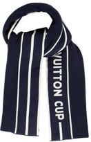 Louis Vuitton Cup Knit Scarf