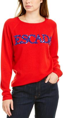Escada Savi Wool & Cashmere-Blend Sweater