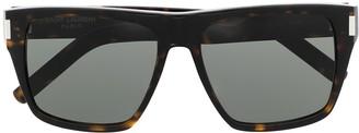 Saint Laurent SL424 square-frame sunglasses