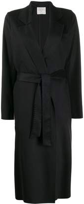 Forte Forte My Coat tie-waist coat