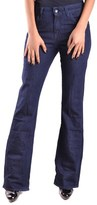 Meltin Pot Women's Blue Cotton Jeans.