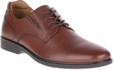 Hush Puppies Men's Echo Workday Plain Toe Derby Shoe