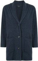 James Perse oversized knit cardigan
