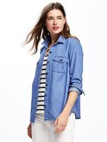 Old Navy Classic Utility Shirt Jacket for Women