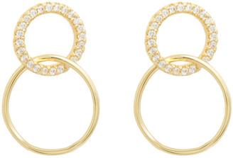 Gorjana Balboa Interlocking Stud Earrings