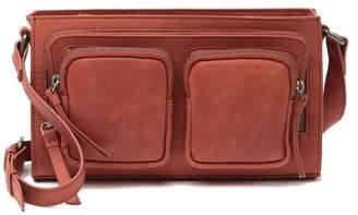 Lucky Brand Yucca Leather Crossbody Bag