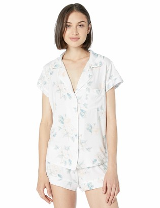 Eberjey Women's Mother's Blossom Short PJ Set