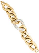Givenchy Crystal Link Bracelet