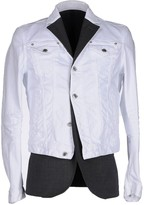 DSQUARED2 Denim outerwear - Item 42532670