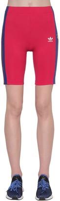 adidas CYCLING FLORAL JERSEY SHORTS