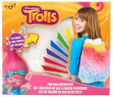 Fashion Angels Trolls Faux Fur Bag Design Kit
