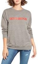 Sub Urban Riot Women's Sub_Urban Riot Good Mood Graphic Sweatshirt