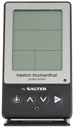 Salter Heston Blumenthal 5 In 1 Digital Thermometer