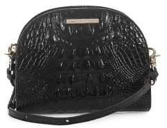 Brahmin Melbourne Leah Leather Crossbody Bag