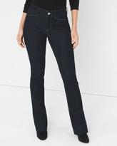 White House Black Market Curvy Skinny Flare Jeans