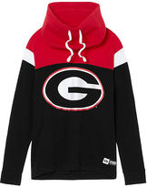 Victoria's Secret Victorias Secret University Of Georgia Cowl Pullover