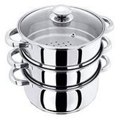 Judge 20cm 3 Piece Steamer