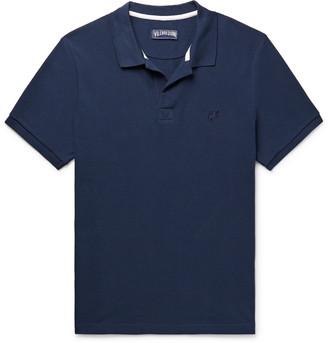 Vilebrequin Cotton-Pique Polo Shirt