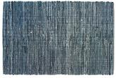 True Blue 4 x 6' Rag Rug