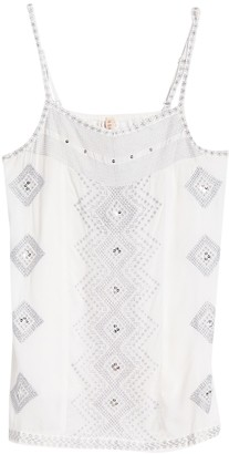 Raga Edith Embroidered Tank