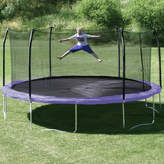 Skywalker 17' x 15' Oval Trampoline with Safety Enclosure Pad