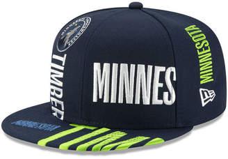 New Era Minnesota Timberwolves Tip Off Series 9FIFTY Cap