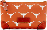 Dooney & Bourke NCAA Texas Cosmetic Case