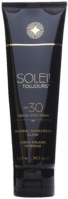 Soleil Toujours 100% Mineral Sunscreen Glow SPF 30 in | FWRD